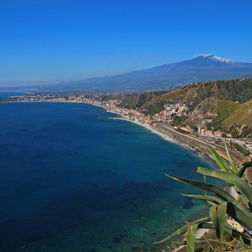 Taormina and surroundings!