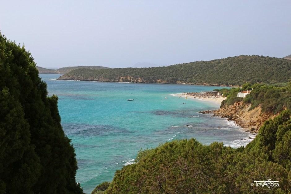 Spiaggia di Tuerredda, Sardinia, Italy