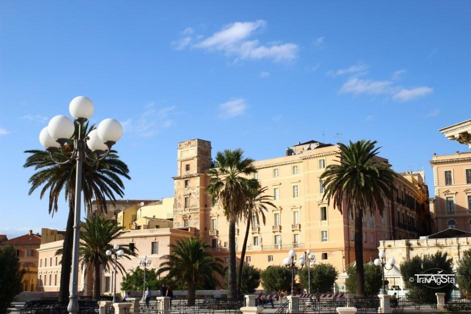 Cagliari, Sardinia, Italy