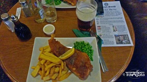 Fish & Chips, London