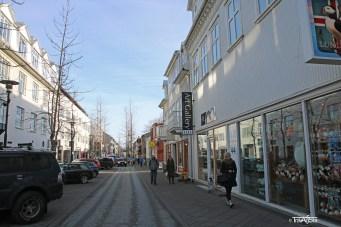 Laugavegur, Reykjavik, Iceland