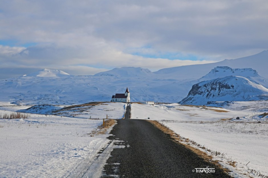 Snaefellsness, Iceland