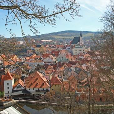Český Krumlov – Fairytale city in Southern Bohemia!