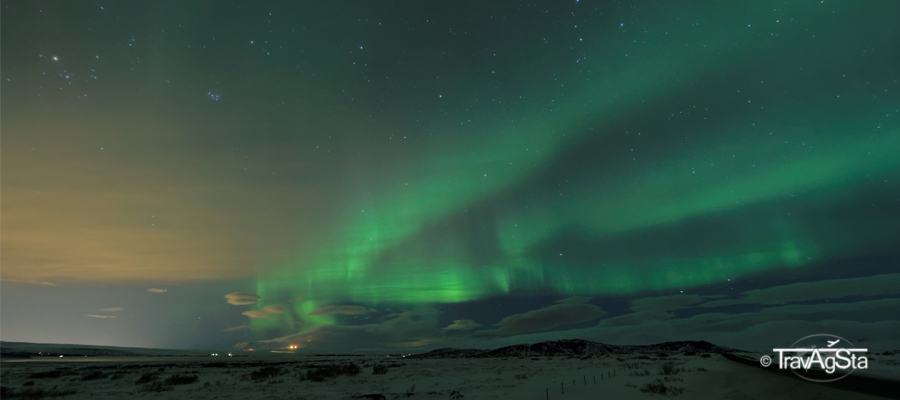 Chasing Northern Lights!