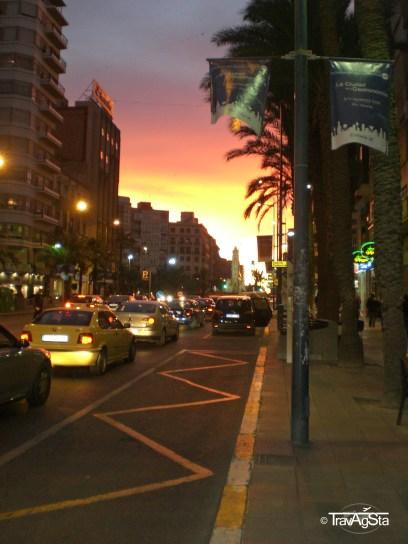 Avenida Alfonso de Sabio, Alicante, Spain