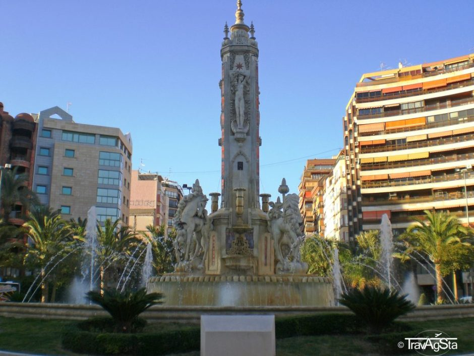 Plaza de Luceros, Alicante, Spain