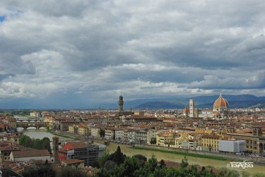 Piazzale Michelangelo, Florence, Tuscany, Italy