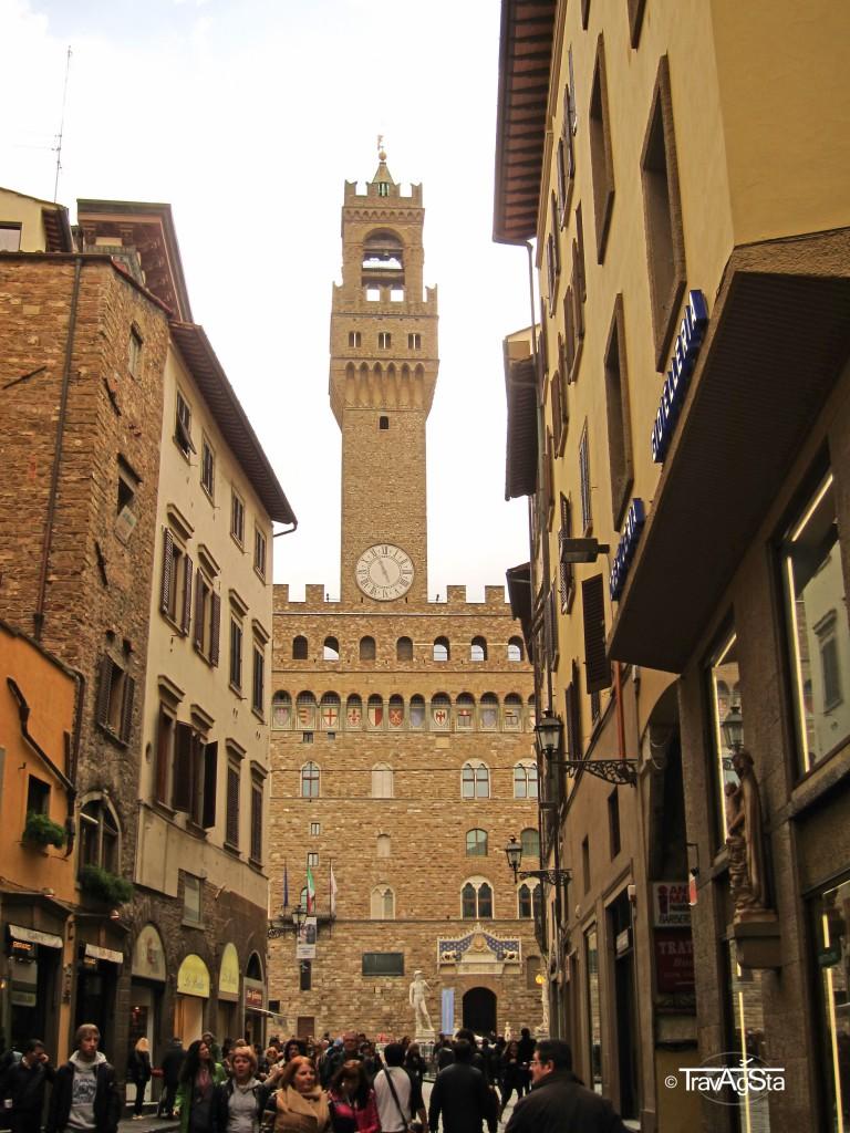 Palazzo Vecchio, Florence, Tuscany, Italy