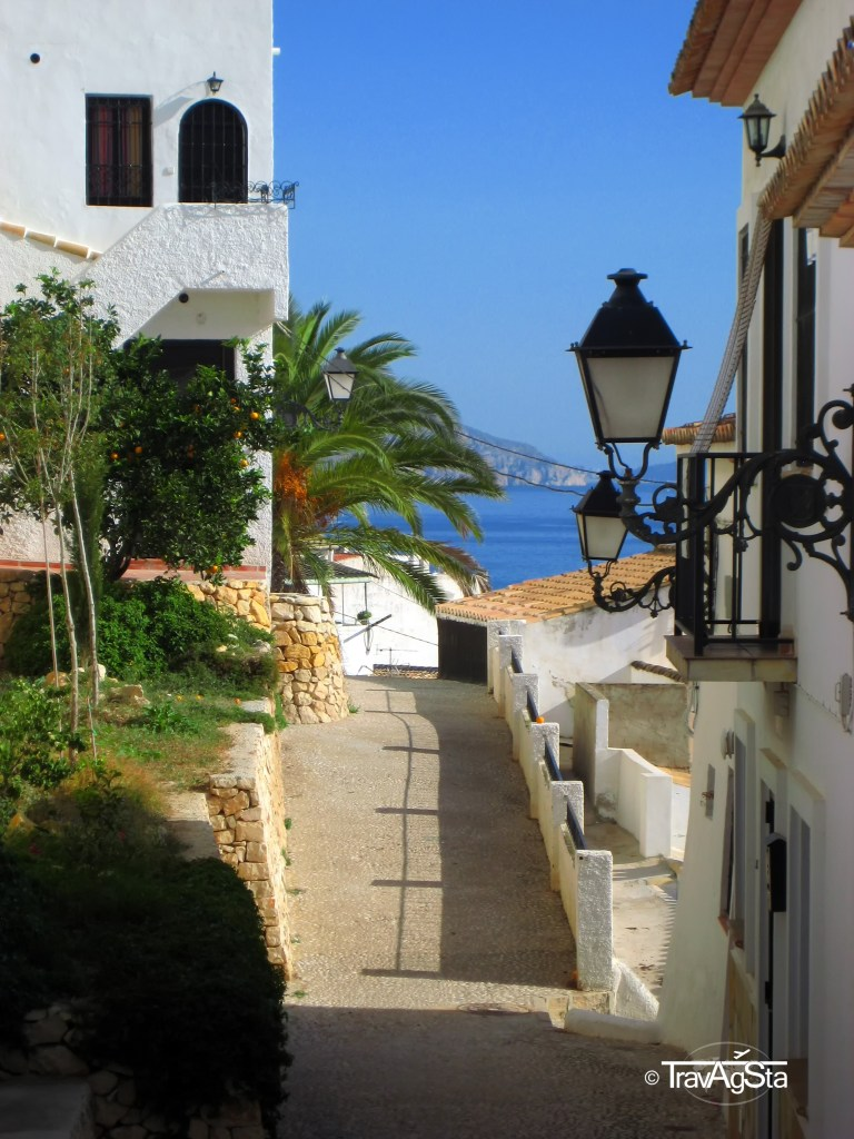 Altea, Costa Blanca, Spain