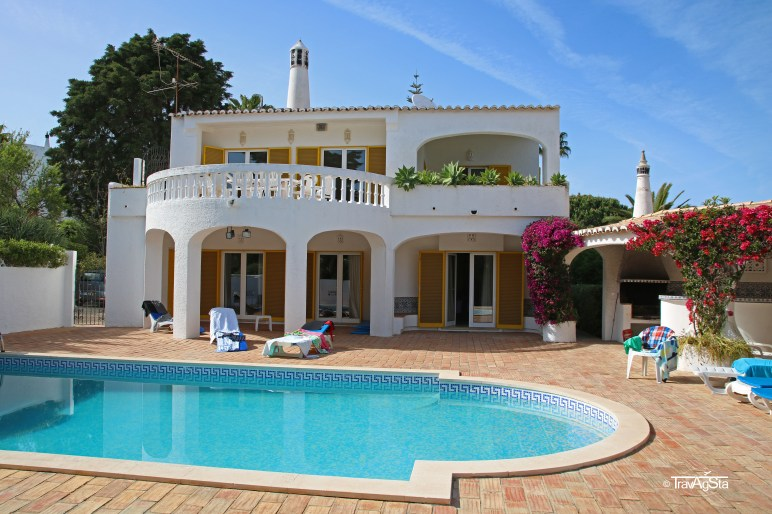 Villa Margarida, Luz, Algarve, Portugal
