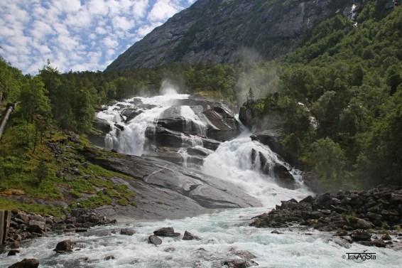 Husedalen, Sørfjord, Norway
