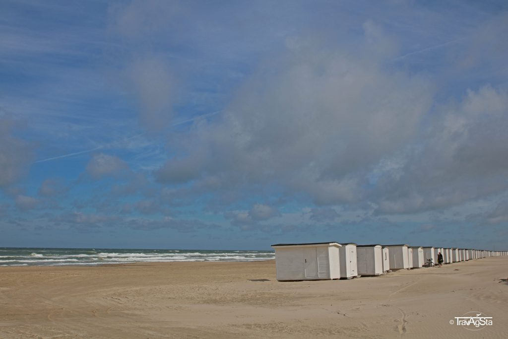 Løkken beach, Denmark