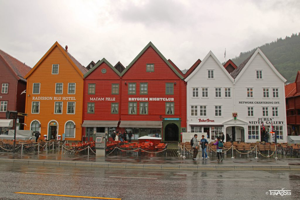 Brygge, Bergen, Norway