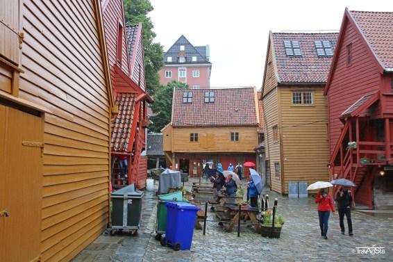 Brygge, Bergen, Norway