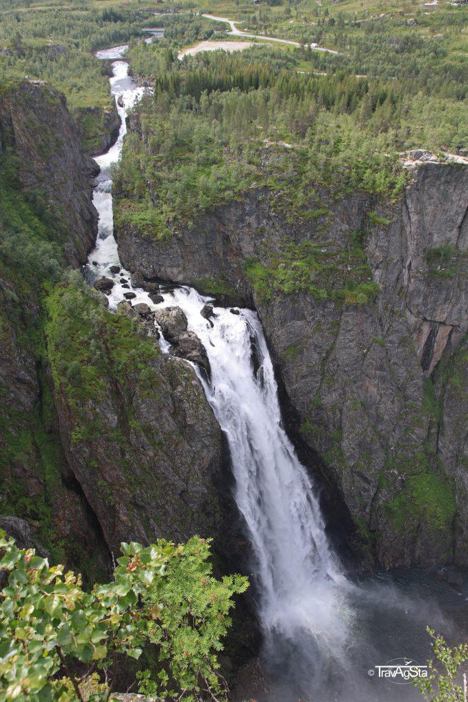 Vøringsfossen, Eidfjord, Norway