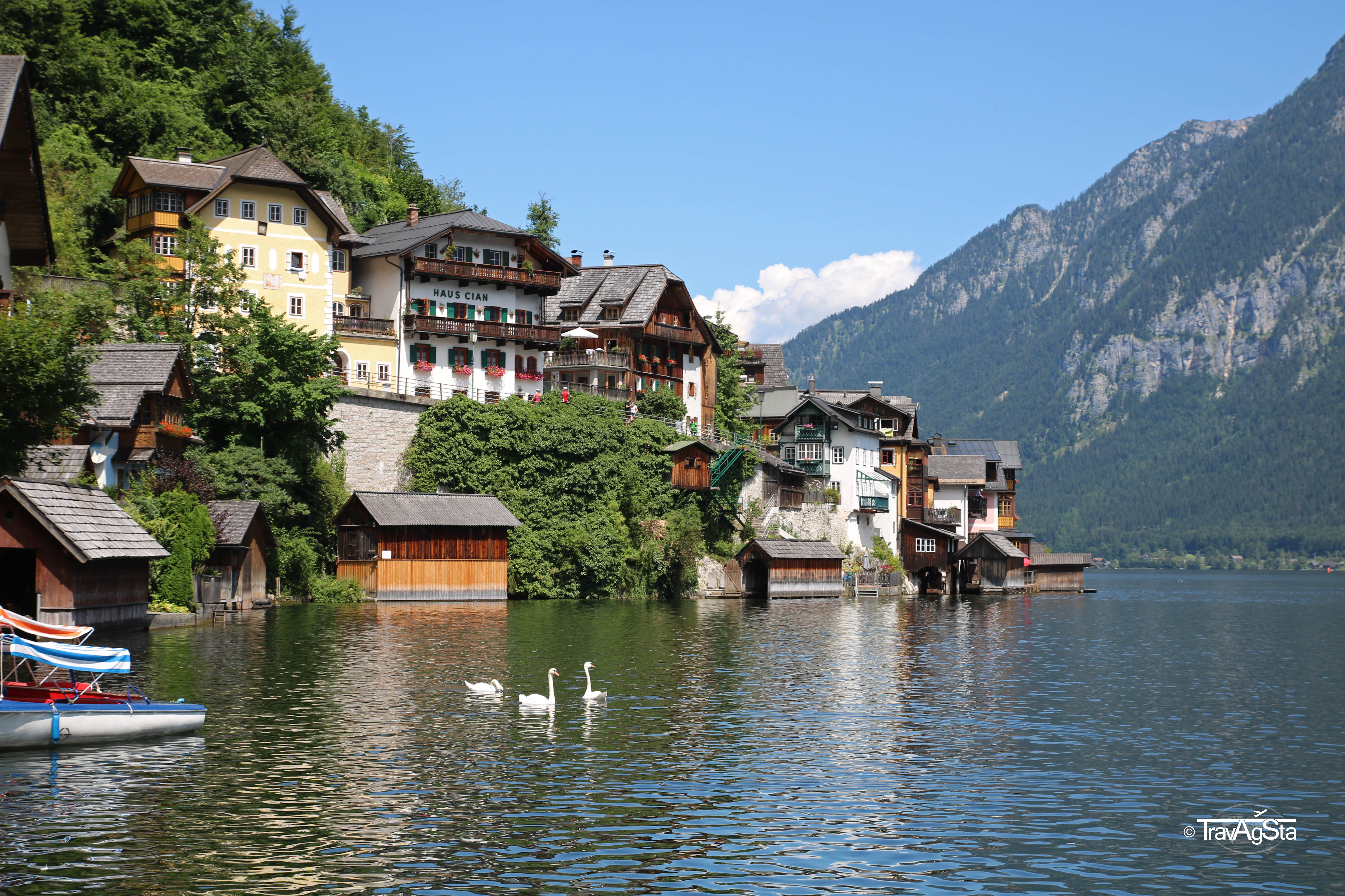 Bad Hallstatt U2013 Fairytale Town on places that are straight out of fairy tales