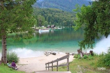 Lake Bohinj, Triglav National Park, Slovenia