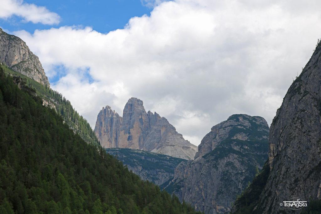 Drei Zinnen, South Tyrol, Italy