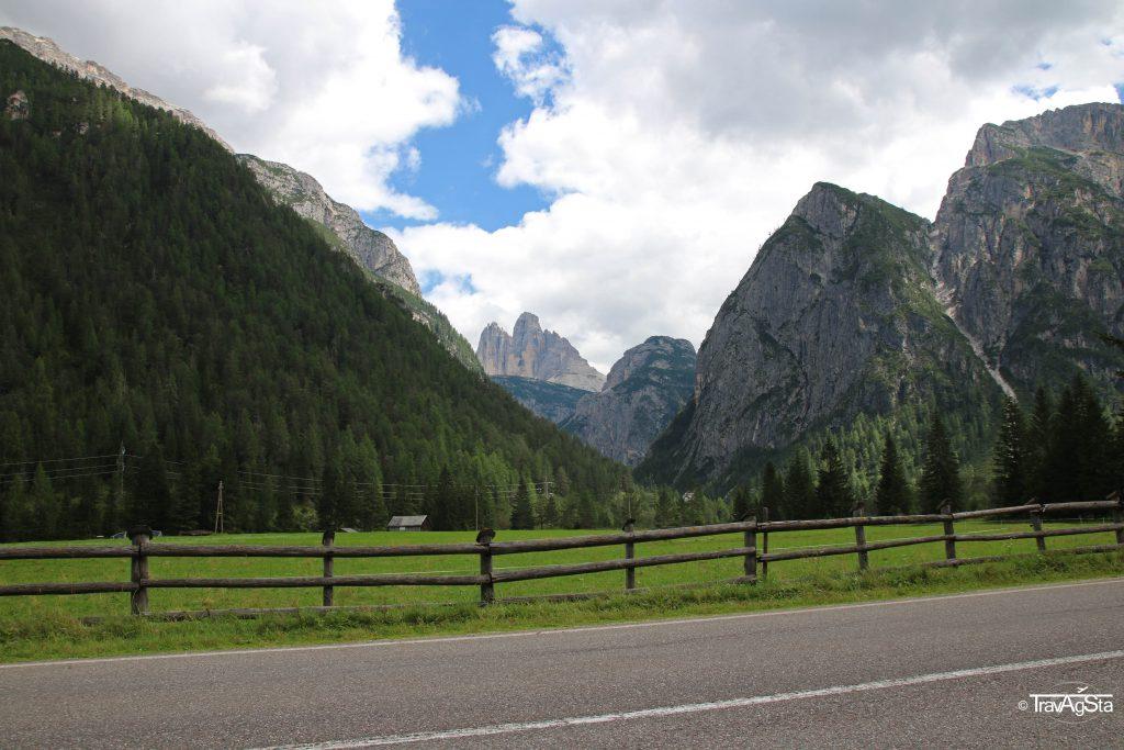 Tre Cime de Lavaredo, South Tyrol, Italy