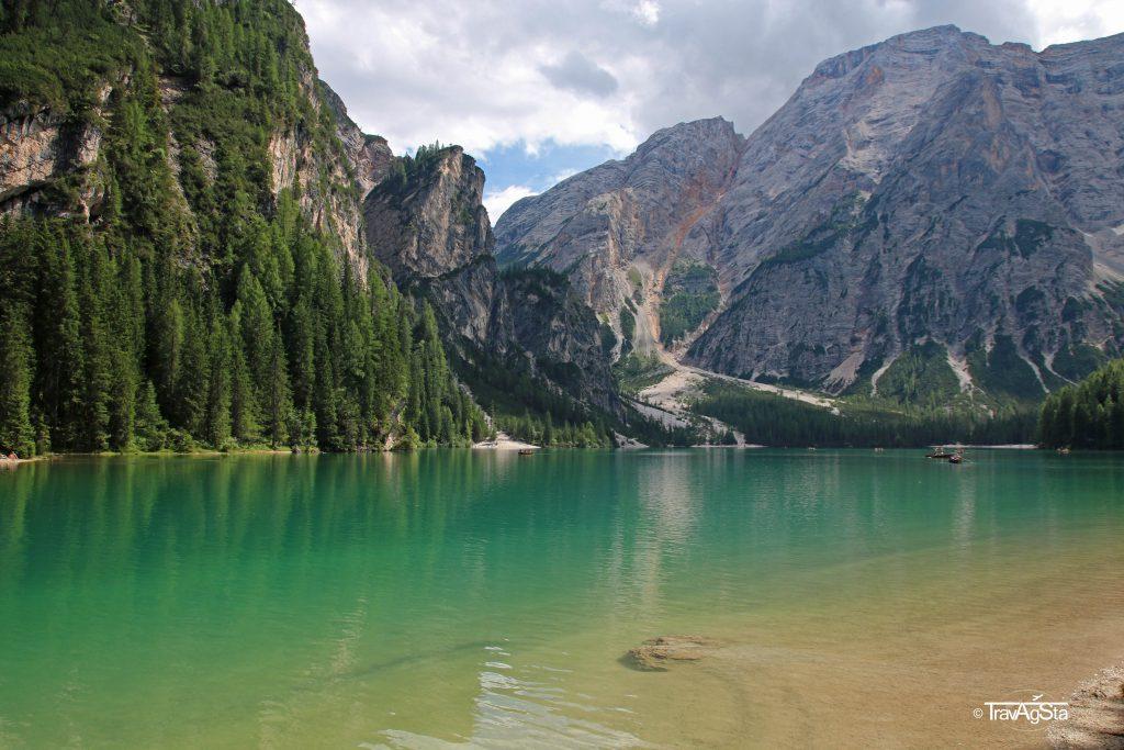 Lago di Braies/ Pragser Wildsee, South Tyrol, Italy