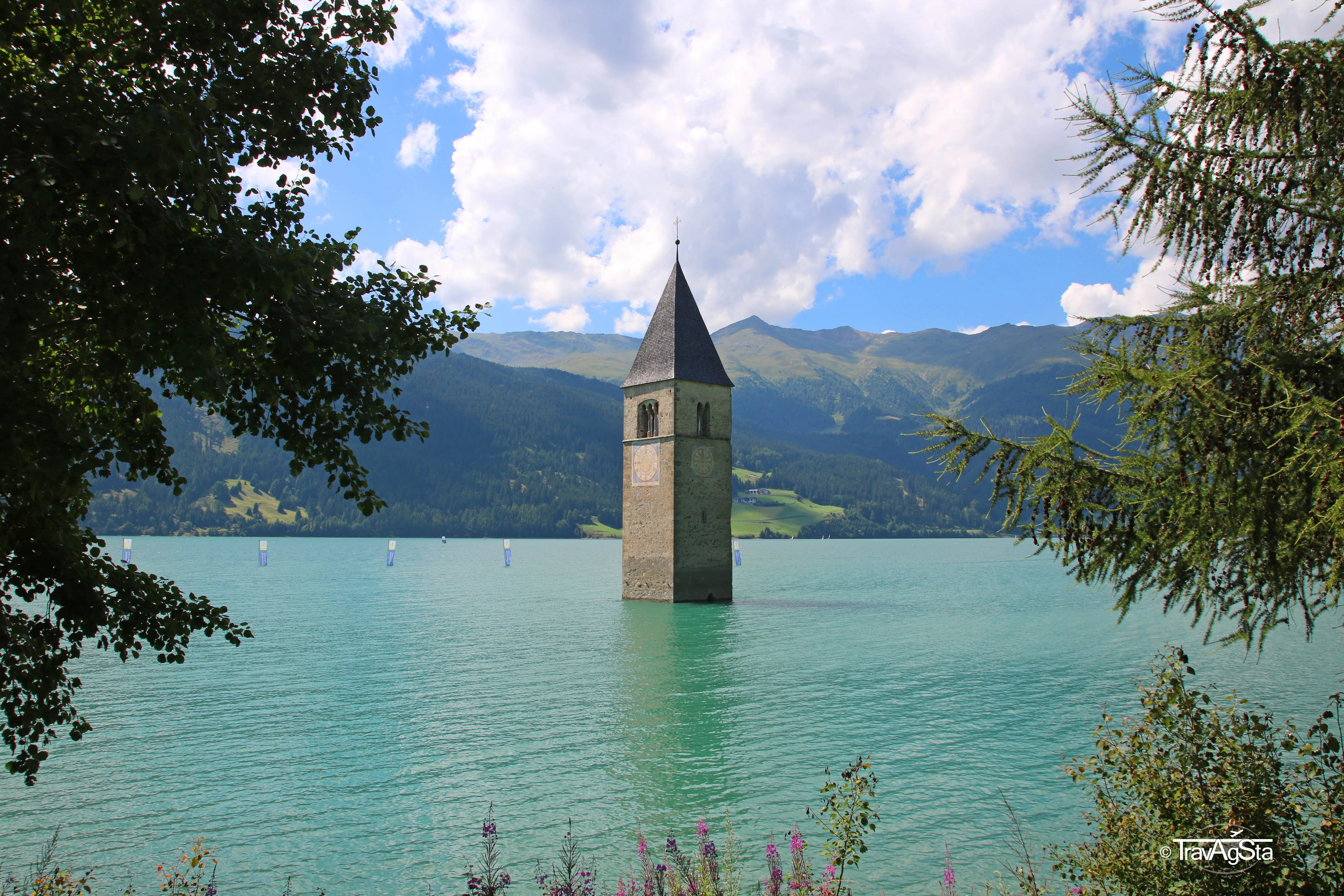 Europe's most beautiful lakefront cities!