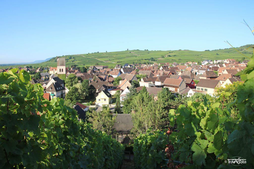 Mittelwihr, Alsace, France