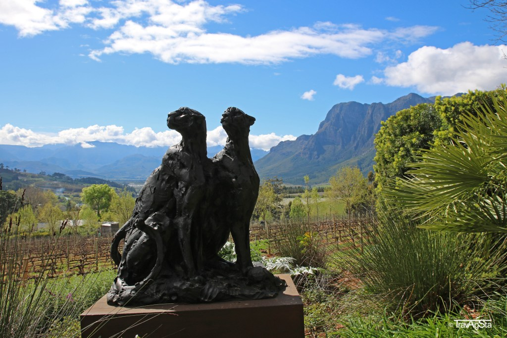 Delaire Graff, Stellenbosch, South Africa