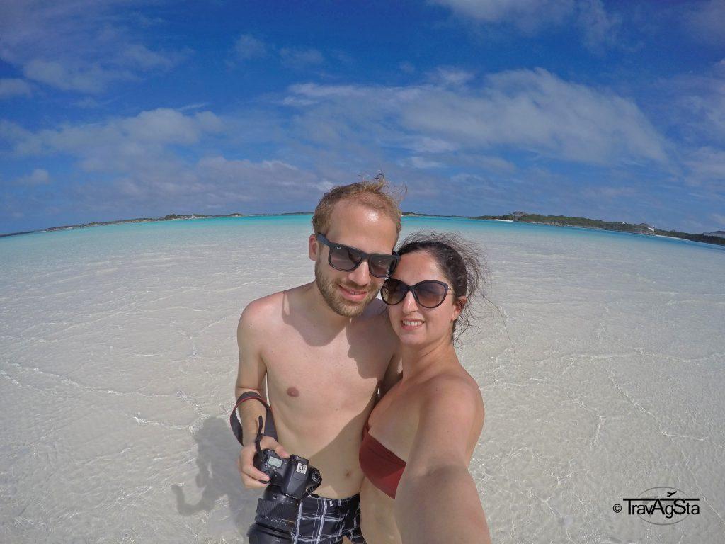 Sandbank, Exumas, The Bahamas