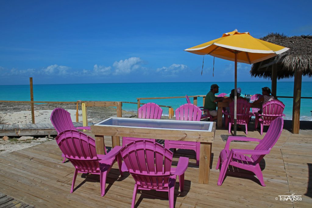 Santanna's Bar & Grill, Little Exuma, The Bahamas