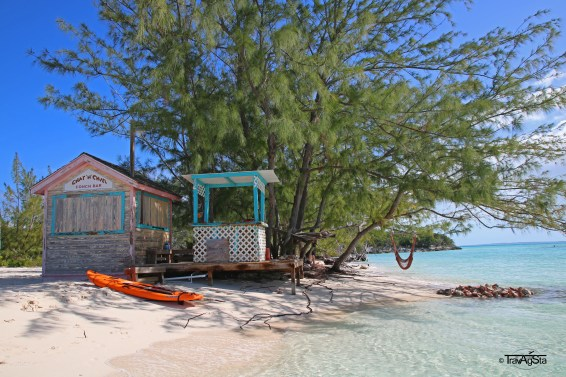 Chat'n Chill, Stocking Island, The Bahamas