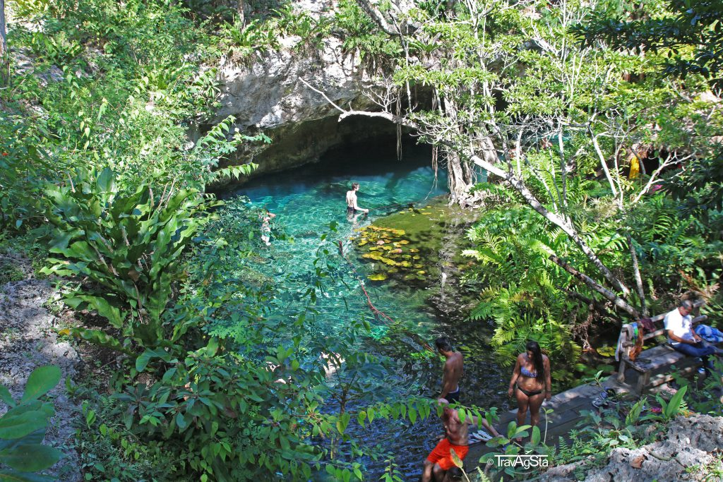 Gran Cenote, Tulum, Mexico