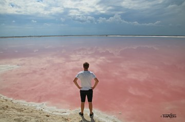 Las Coloradas, Yucatan, Mexico