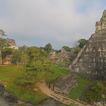 Guatemala – a lot of Tikal & a little bit of Flores!