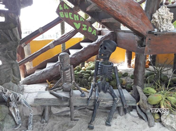 La Buena Vida Beach Club, Akumal, Mexico