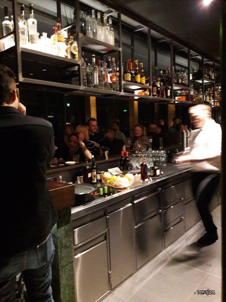 Skybar at andel's Hotel, Berlin, Germany