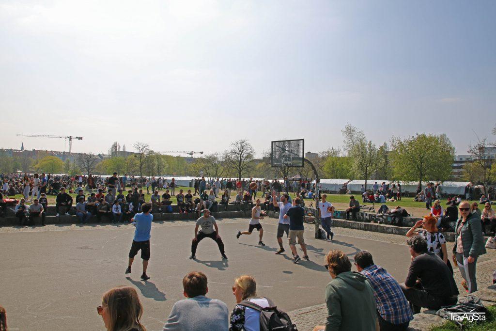 Mauerpark, Berlin, Germany
