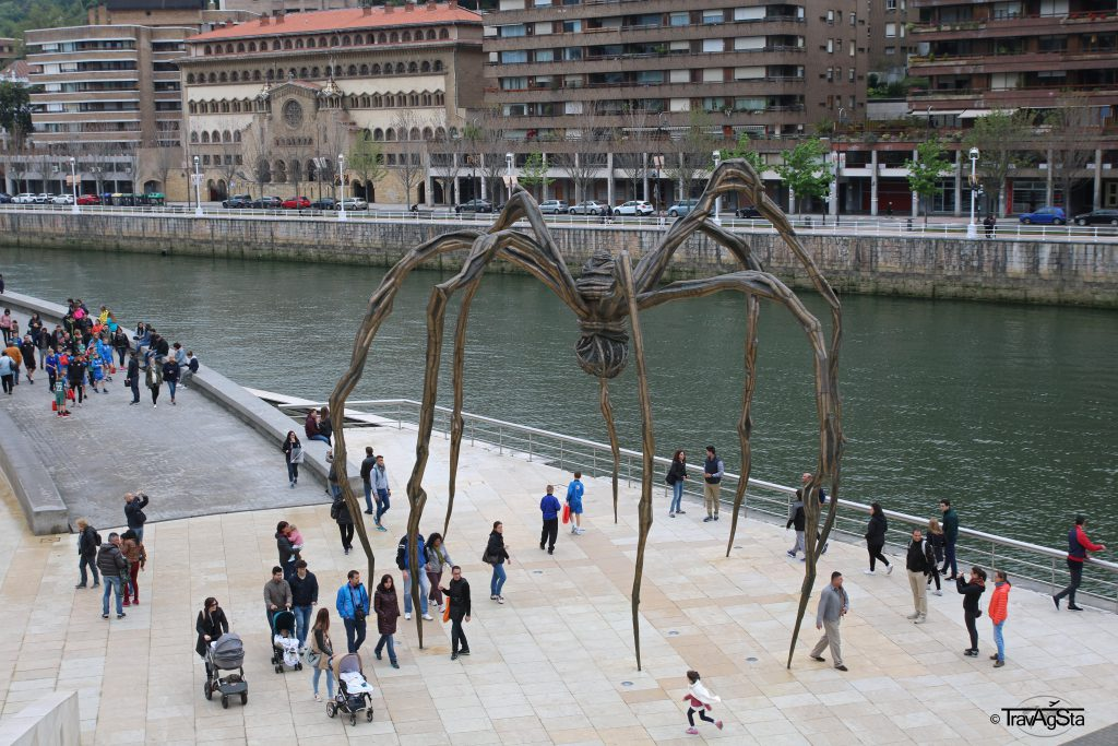 Guggenheim Museum, Bilbao, Spain/Basque Country