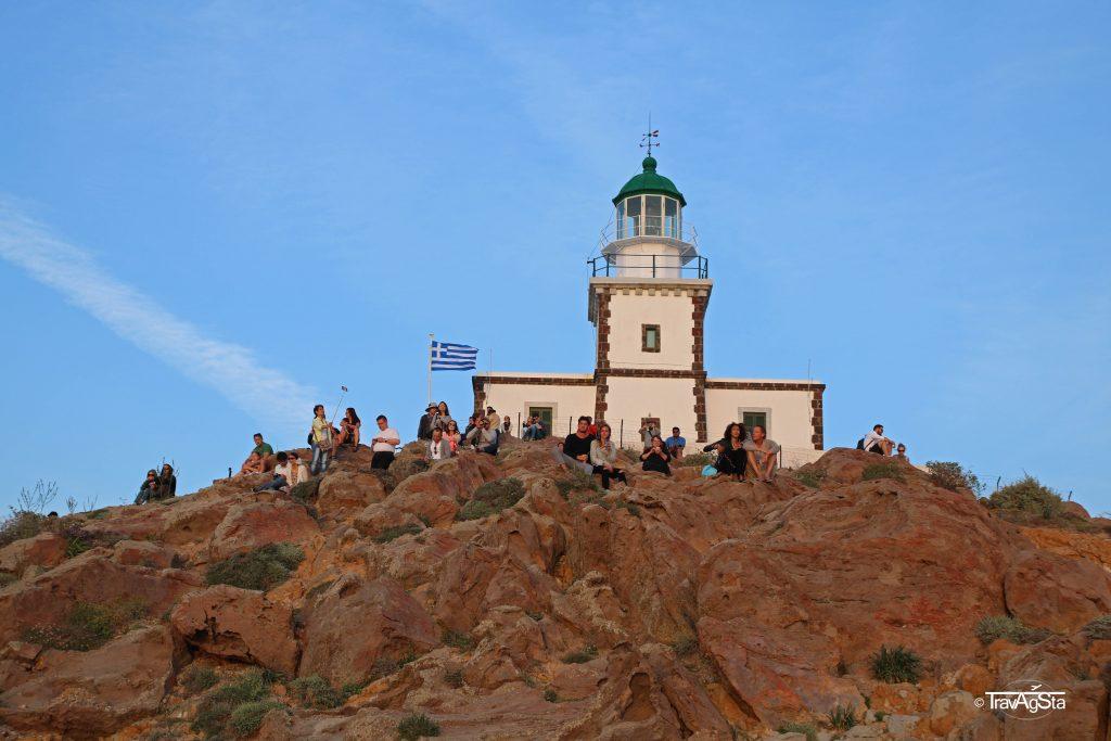 Pharos Lighthouse, Santorini, Greece