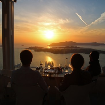 Top Sunset Spots in Santorini!