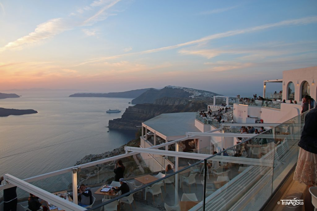Santo Wines Winery, Santorini, Greece
