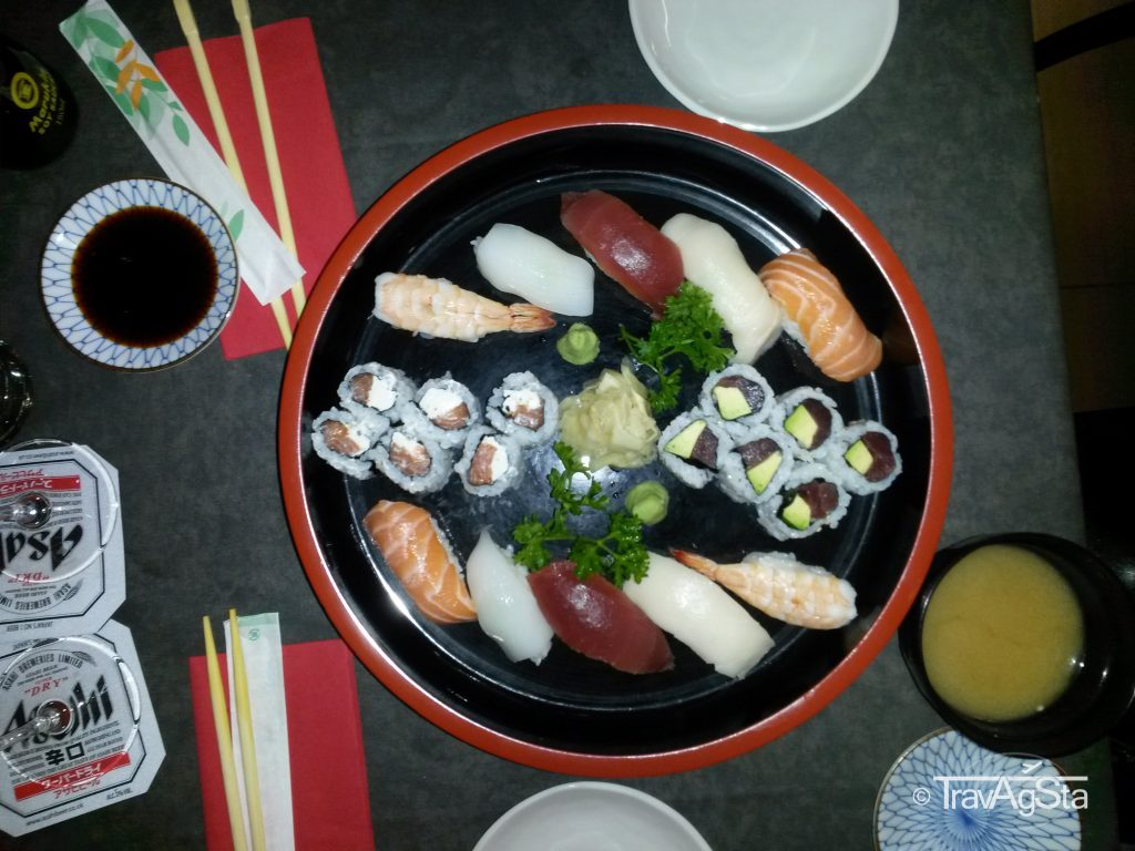 Nomu Sushi Bar, Frankfurt am Main, Germany