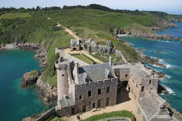 Fort la Latte, Brittany, France