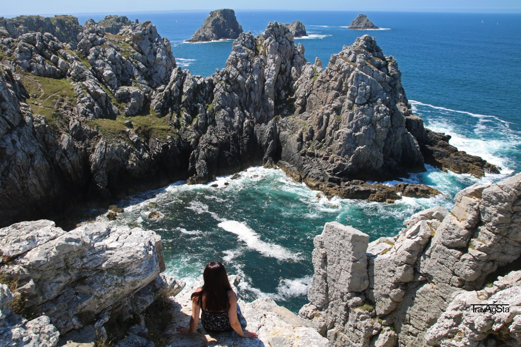 Pointe de Penhir, Brittany, France
