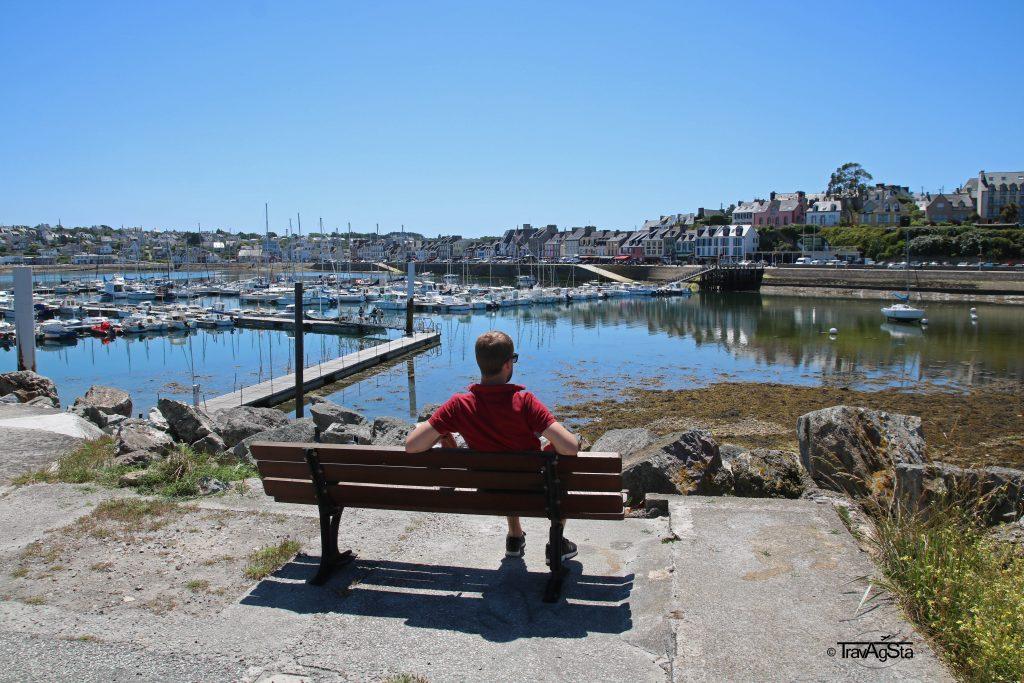 Camaret-sur-Mer, Brittany, France