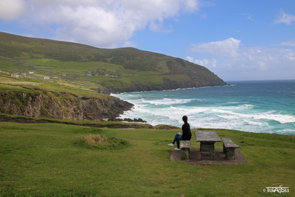 Slea Head Drive, Dingle Peninsula, Ireland