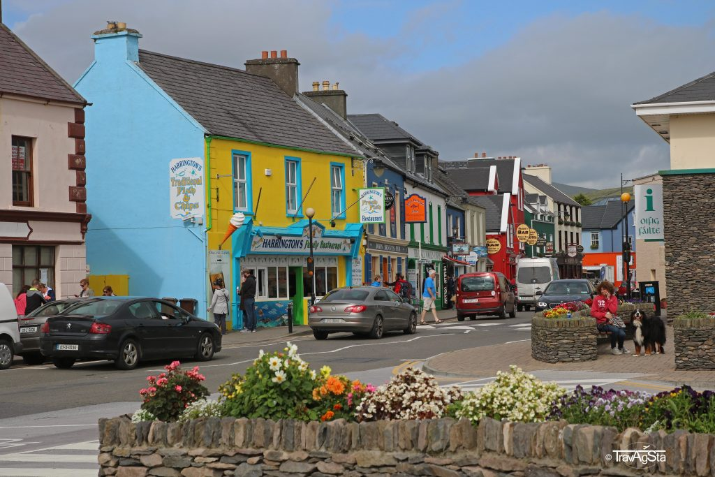 Dingle, Dingle Peninsula, Ireland