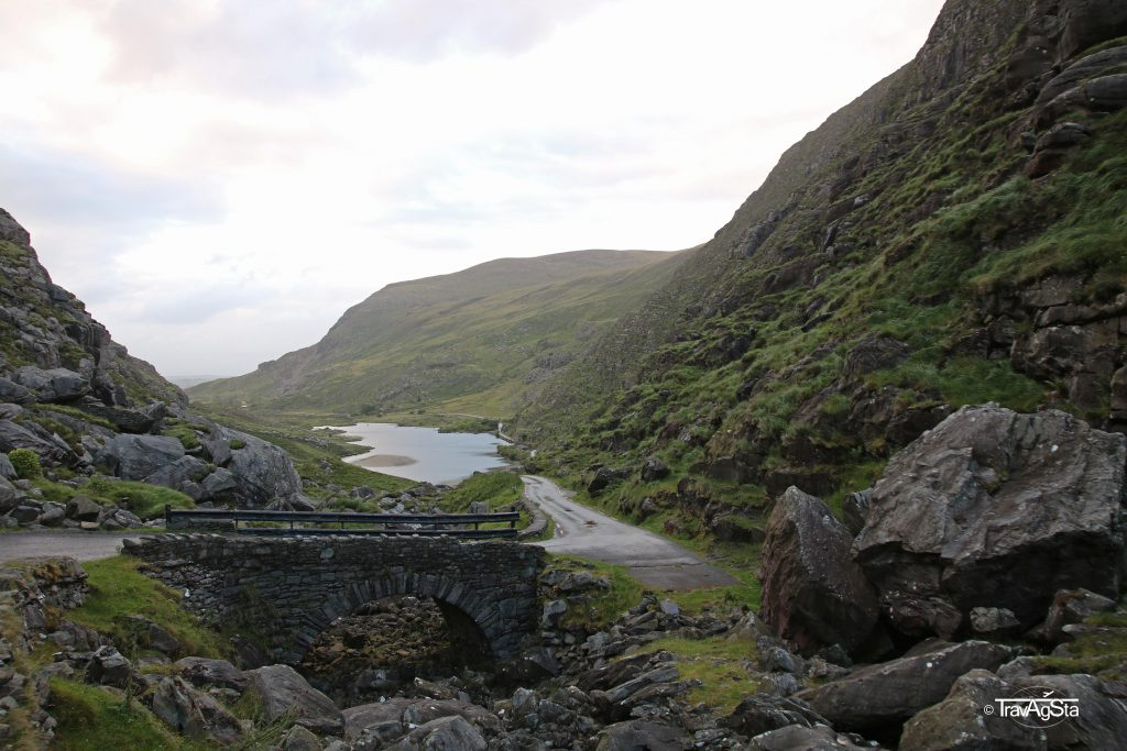 Gap of Dunloe, Killarney National Park, Ireland