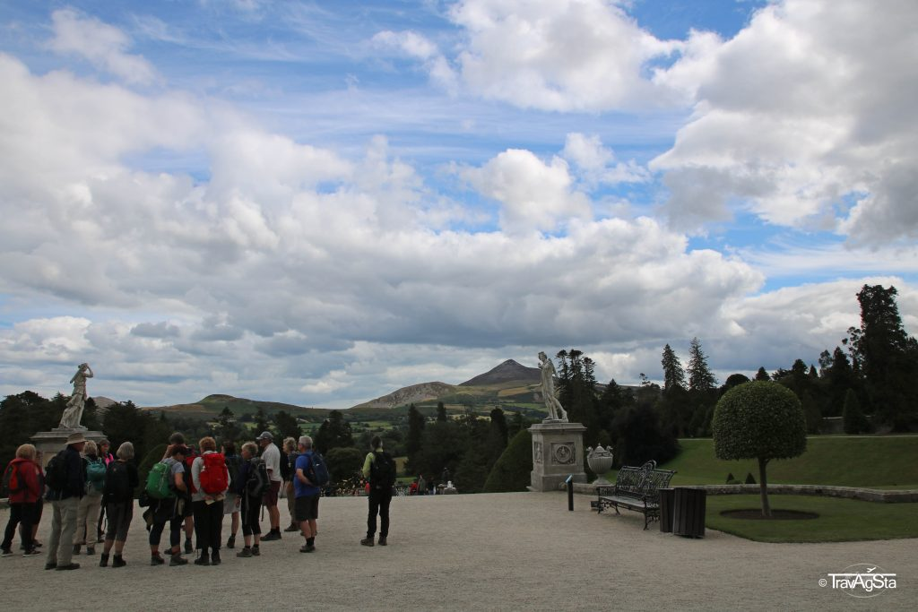 Powerscourt Estate, Wicklow National Park, Ireland