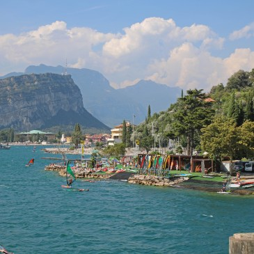 Lake Garda in summer!