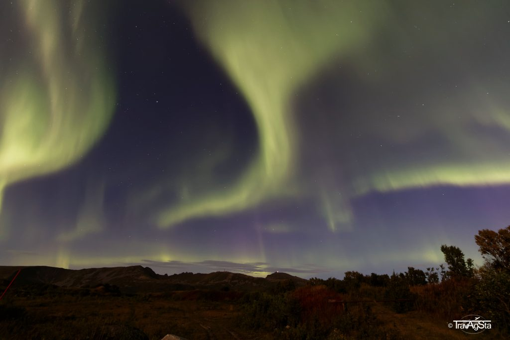 Northern Lights, Vesterålen, Norway
